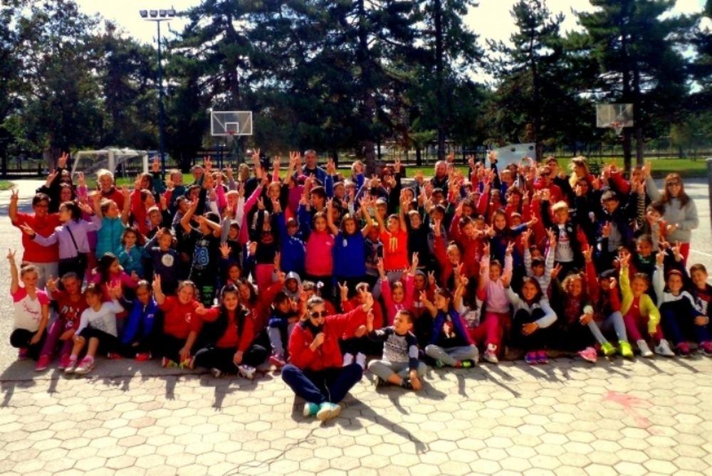 Αμύντας: Με επιτυχία το δεύτερο τουρνουά street handball