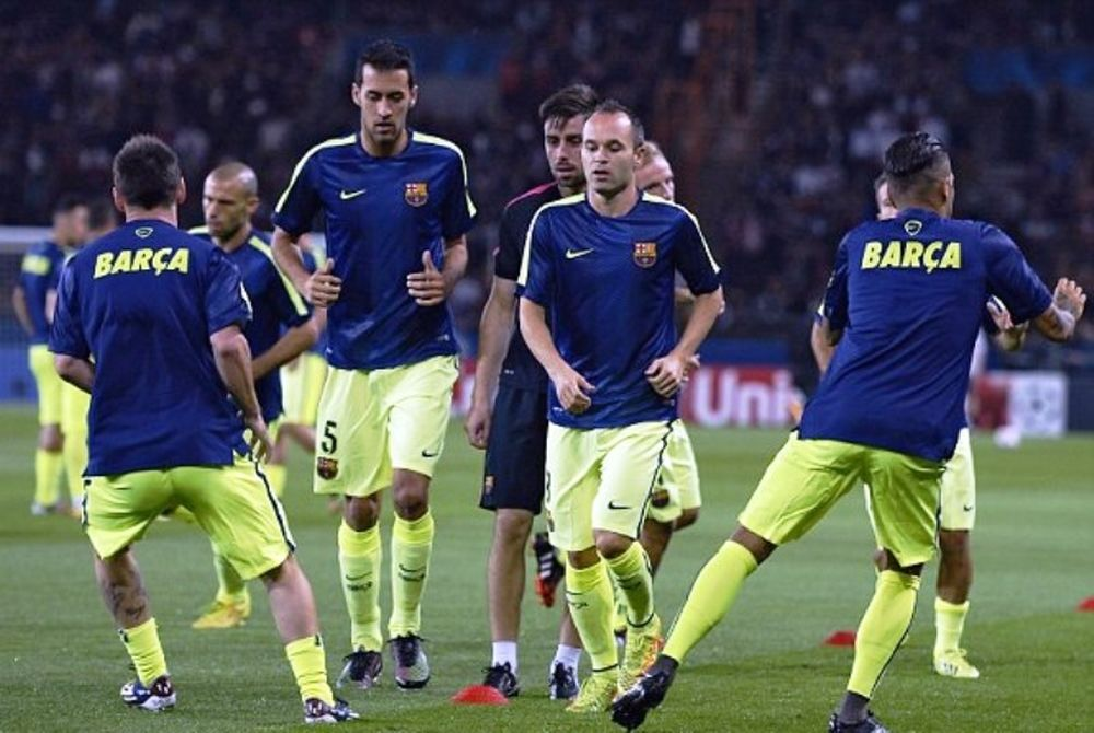 Champions League: Έφτασαν τις 100 Ινιέστα και Τέρι