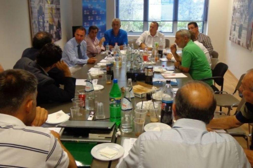 ΕΣΑΠ: Αναβολή στο «Νίκος Σαμαράς» και στη Volleyleague
