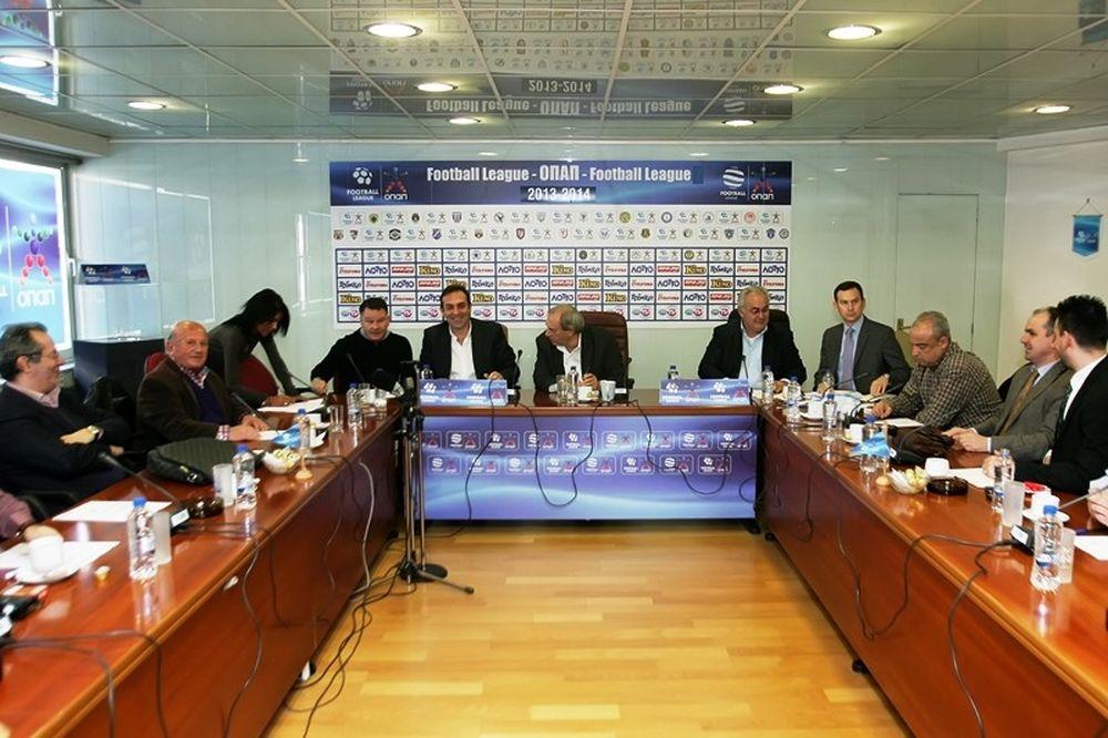 Football League: Πρεμιέρα στις 10/10
