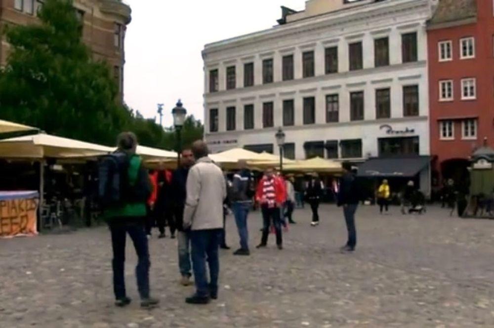 Ολυμπιακός: Ηρεμία στην Σουηδία