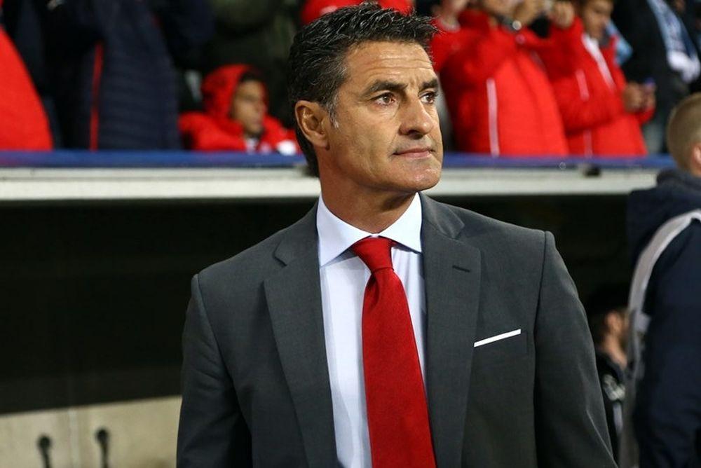 Μίτσελ: «Δεν κατηγορούμε διαιτητή και παίκτες»