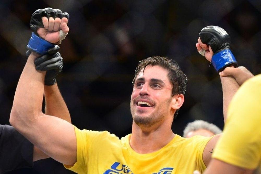 UFC Fight Night 63: Πρώτο τεστ για Antonio Carlos Jr.