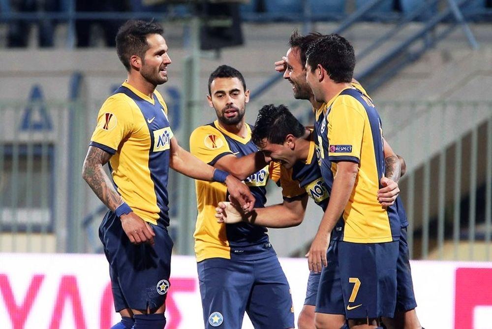 Αστέρας Τρίπολης – Παρτιζάν 2-0: Τα γκολ του αγώνα (video)