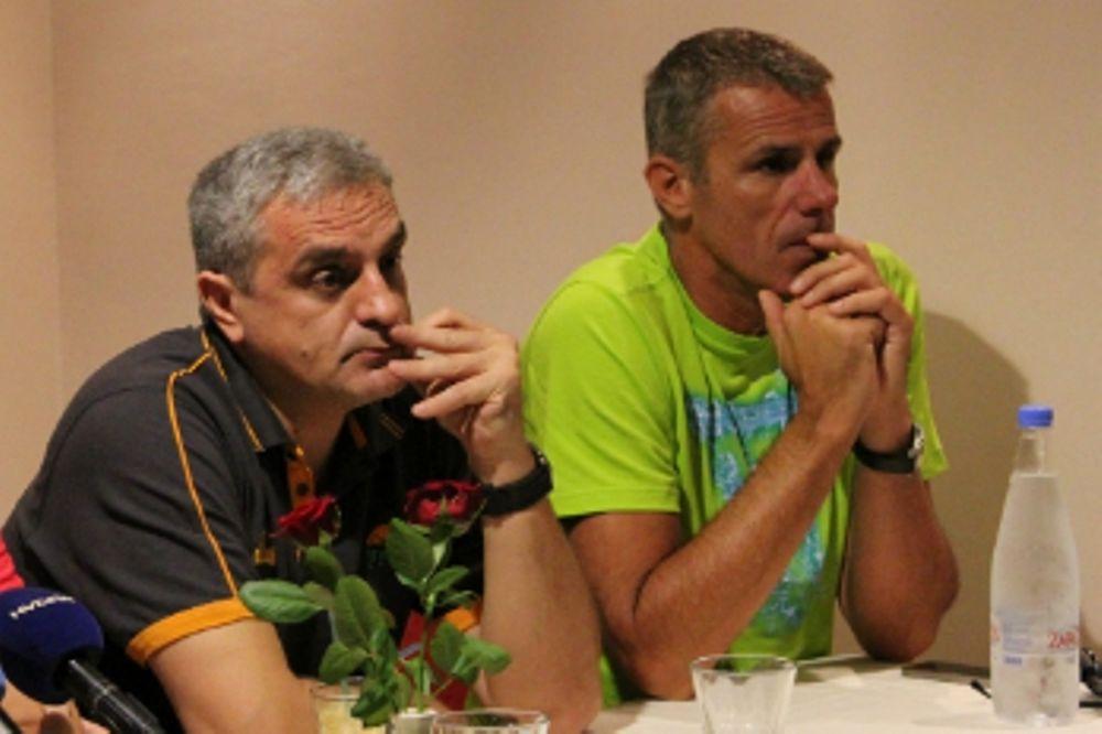 Πεδουλάκης: «Εξαιρετικοί ΠΑΟΚ και Ολυμπιακός»