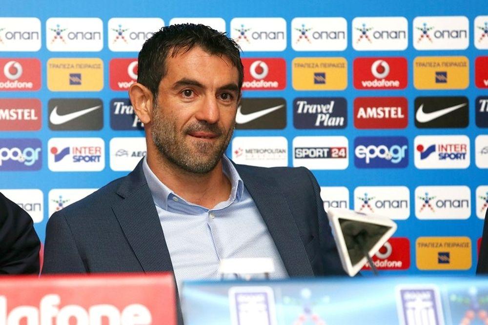 Ελλάδα: Πρώτο θέμα στην UEFA ο Καραγκούνης (photo)