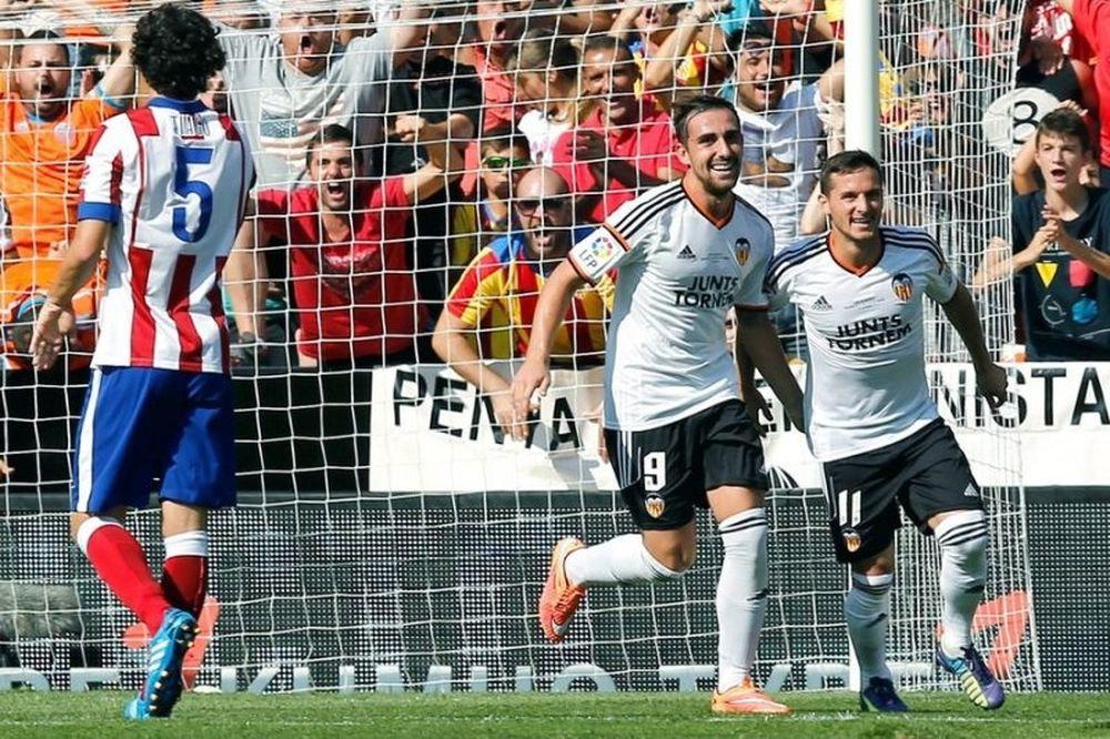 Βαλένθια – Ατλέτικο Μαδρίτης 3-1
