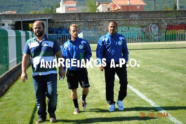 Λουτσιάνο: «Δεν φεύγει προπονητής με θετικά αποτελέσματα»