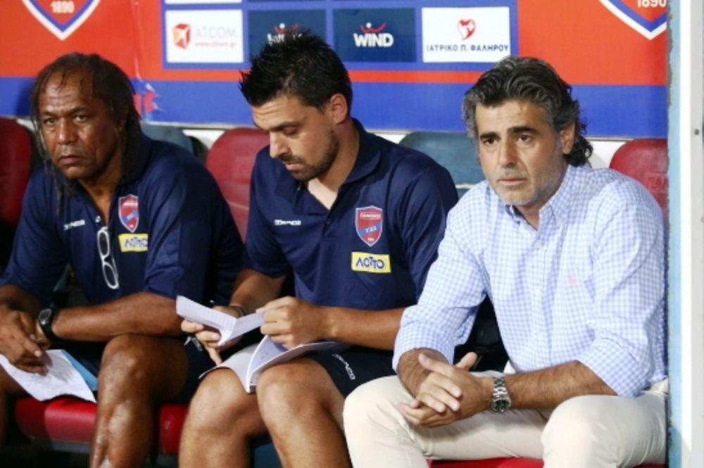 Βενάκης: «Παίζουμε ελκυστικό ποδόσφαιρο»