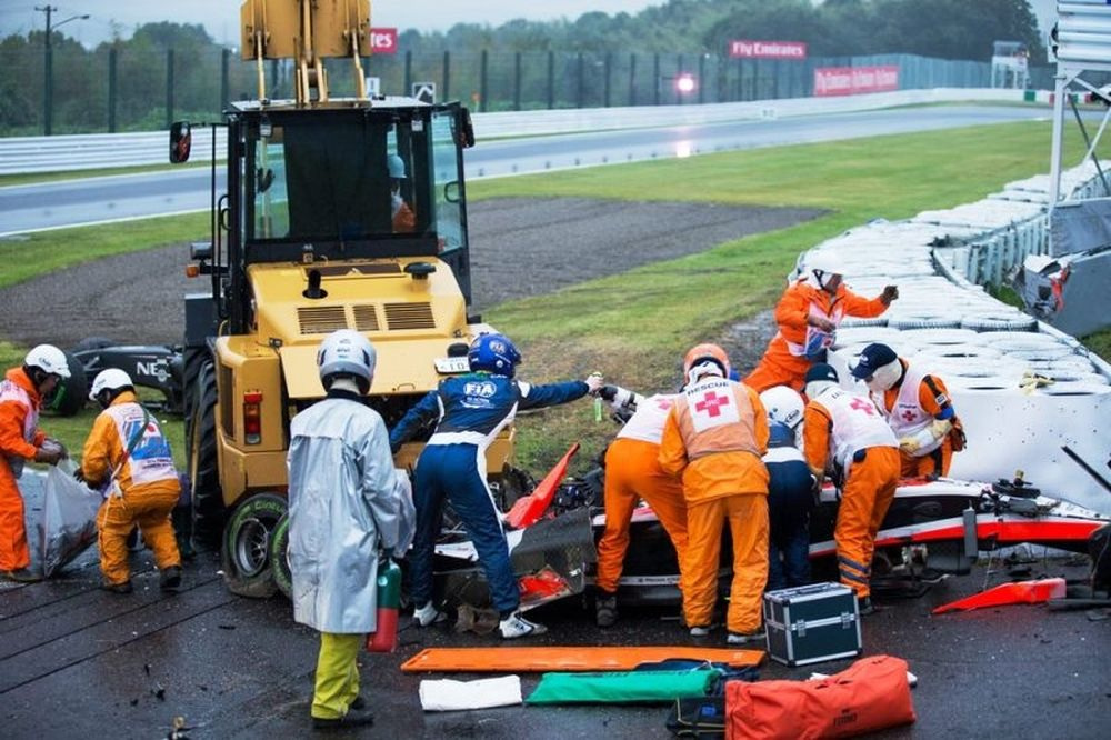 Formula 1: «Επέμβαση στο κεφάλι ο Μπιανκί»