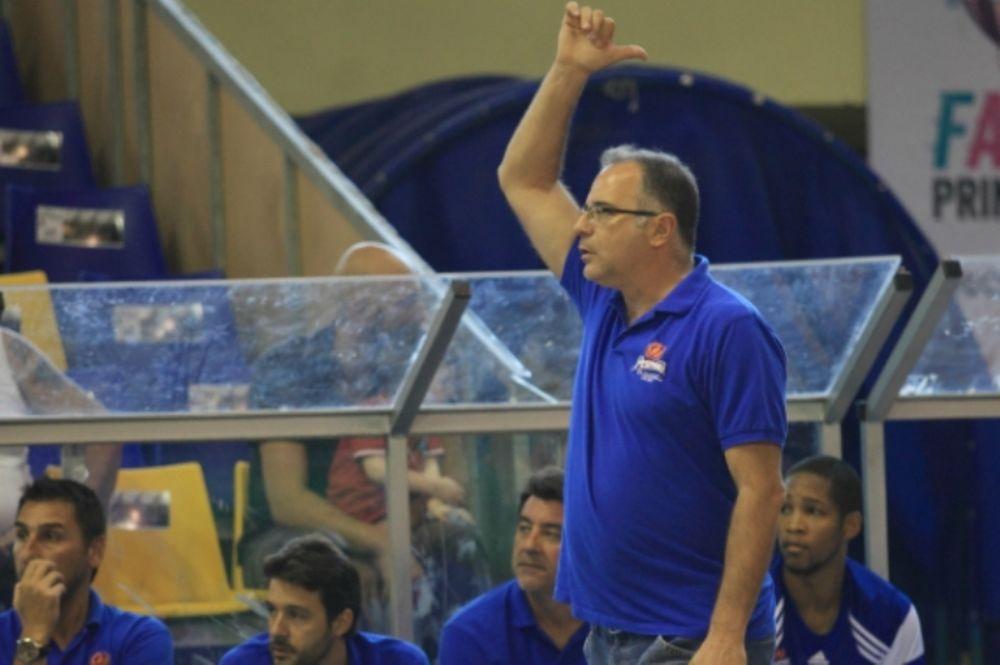 Σκουρτόπουλος: «Έτοιμοι για ΠΑΟΚ»