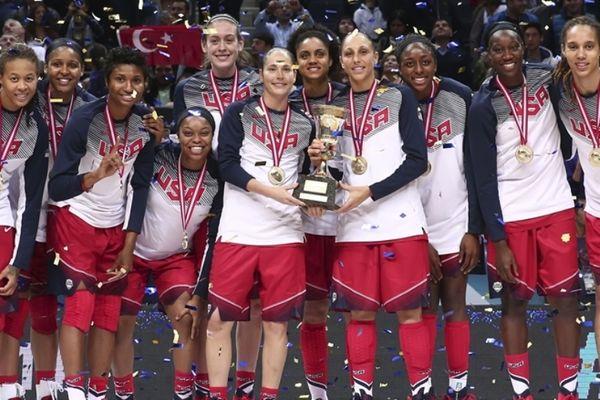 Μουντομπάσκετ Γυναικών: Το Top 5 των τελικών (video)