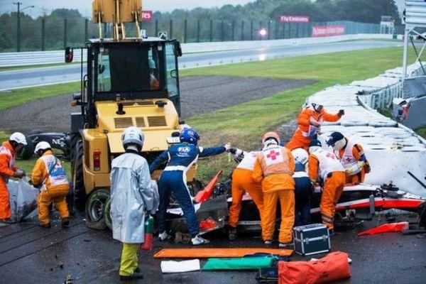 Formula 1: Νέο βίντεο από το ατύχημα του Μπιανκί