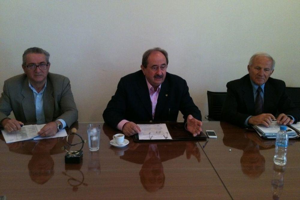 Νικολόπουλος: «Υψηλότερες διακρίσεις το κανόε καγιάκ»