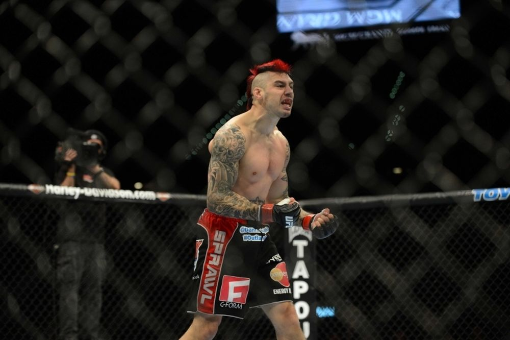 UFC: Επιμένει για Diego Sanchez o Dan Hardy (videos)