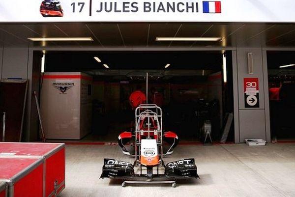 Formula 1: Με ένα μονοθέσιο στο Σότσι η Μαρούσια