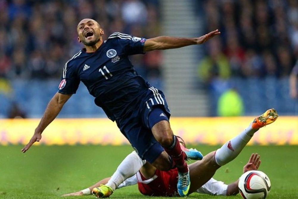Σκωτία - Γεωργία 1-0 (video)