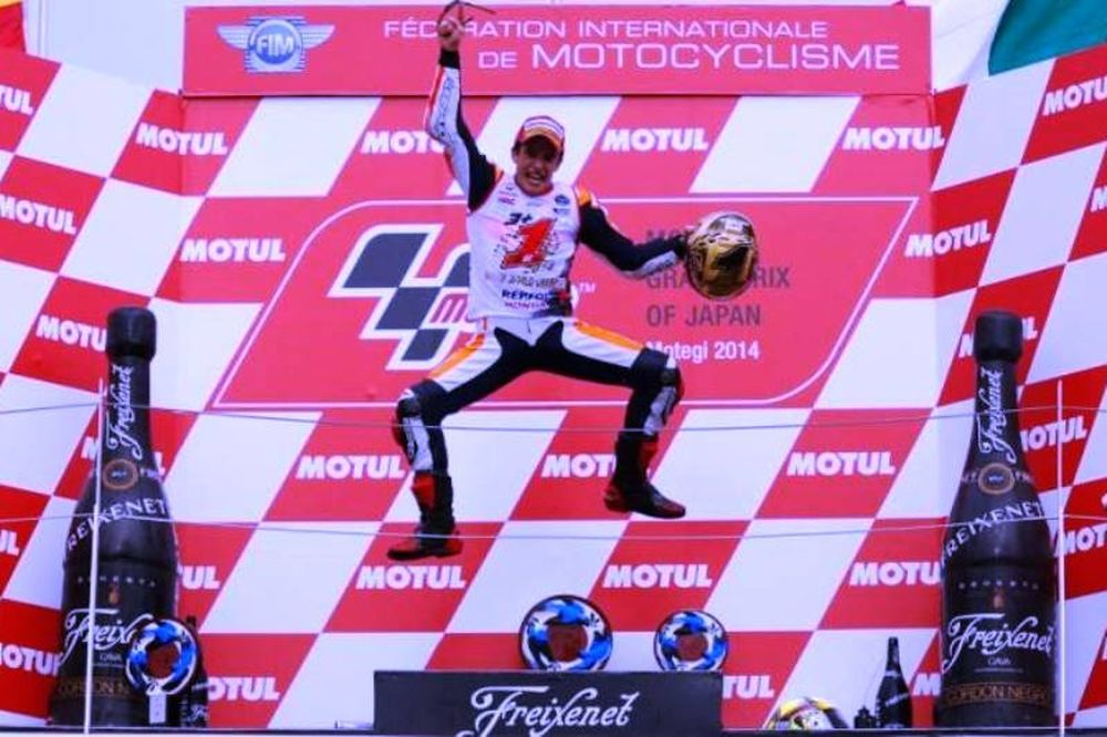 Μάρκεθ: «Πρωτάθλημα στο 'σπίτι' της Honda»