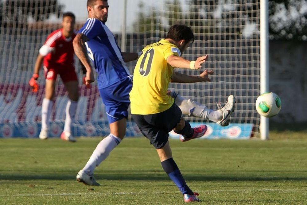 Εθνικός Σερρών-Αιγινιακός: 0-0