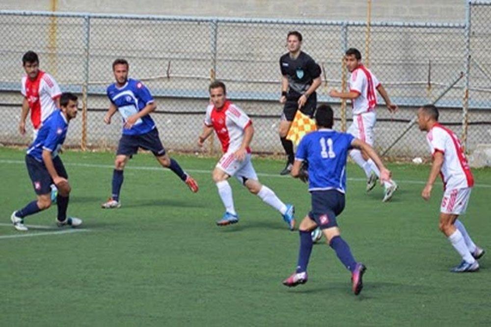 Μανδραϊκός – Αιολικός 0-1