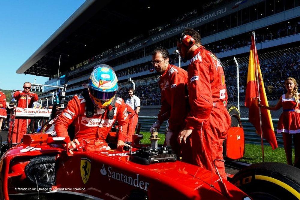 Αλόνσο: «Δεν ήταν δυνατόν να νικήσουμε την McLaren»