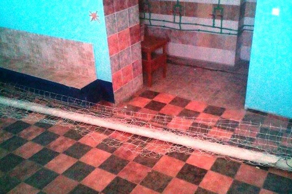 ΕΠΣ Μακεδονίας: «Εξαφάνισαν» τα δοκάρια! (photos)