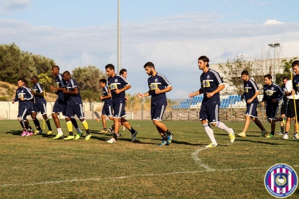 ΑΕΛ Καλλονής: Σε… ρυθμούς πρωταθλήματος