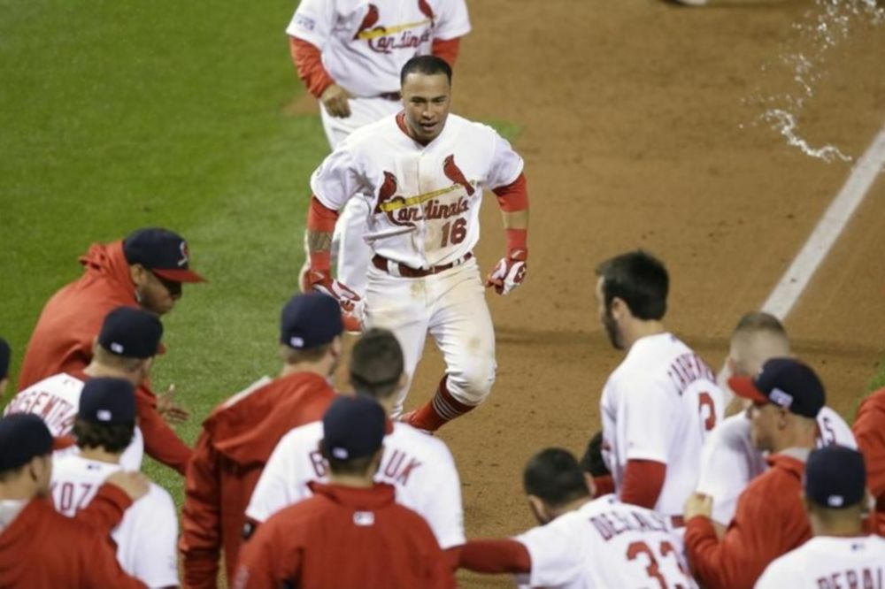 MLB: Με walk-off homer οι Κάρντιναλς (videos)