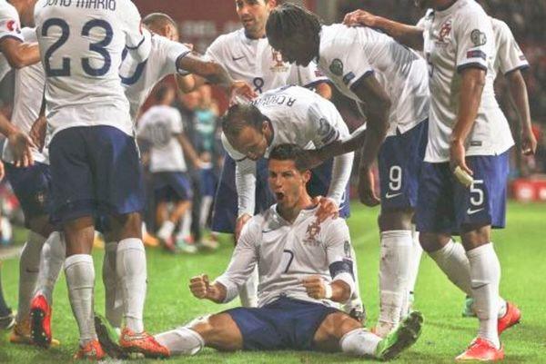 Δανία – Πορτογαλία 0-1 (video)