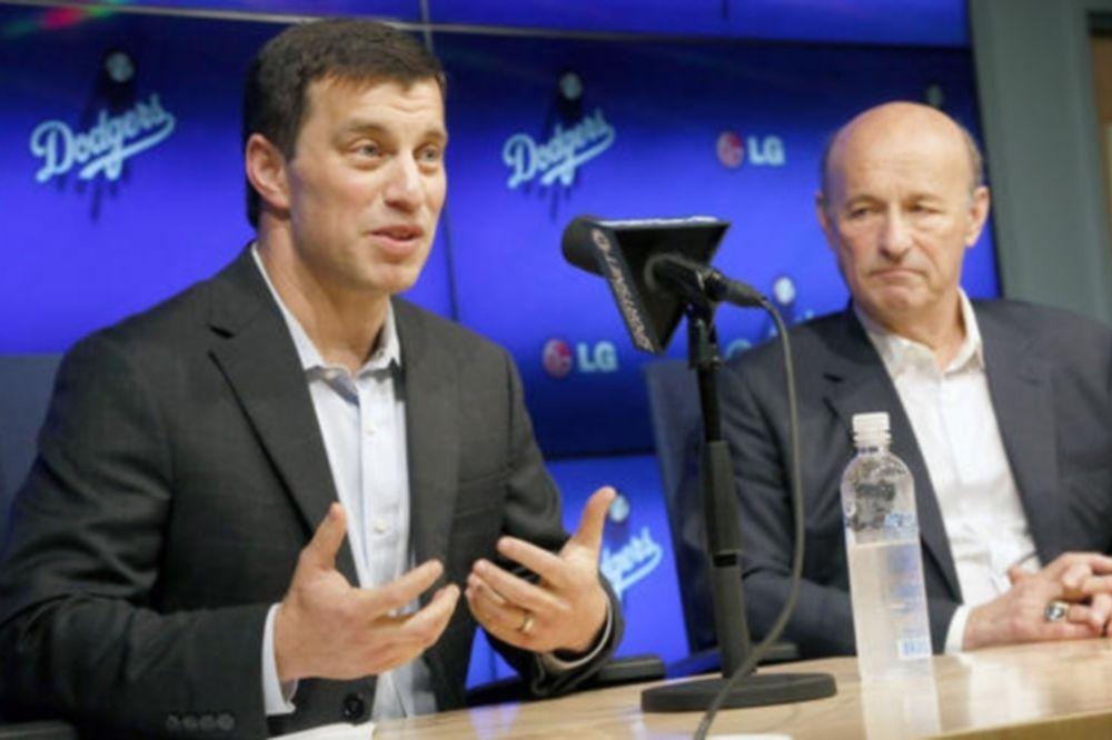 MLB: Ψάχνουν συμπληρωματικό GM οι Ντότζερς