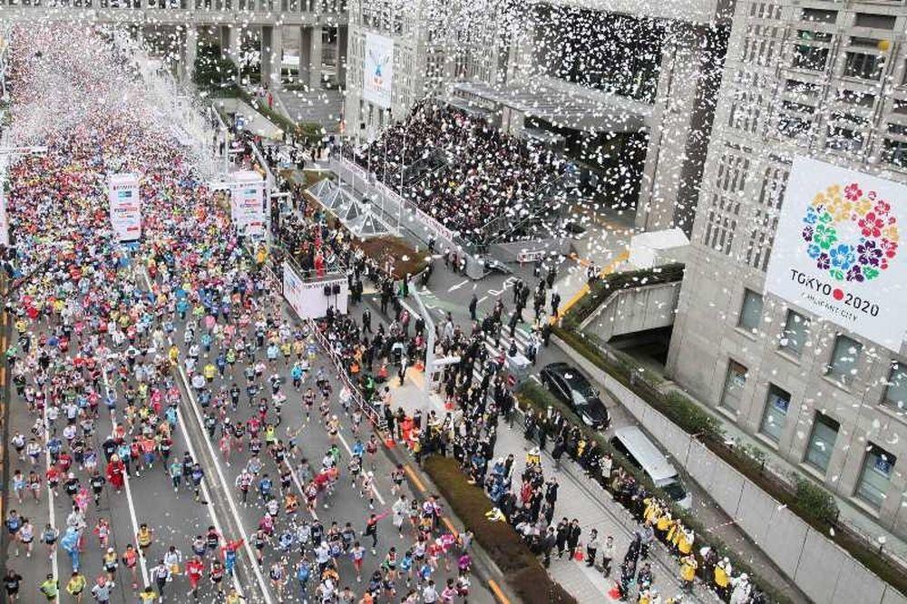 Μαραθώνιος Τόκιο: Κερδίζει το «κοινωνικό βραβείο»