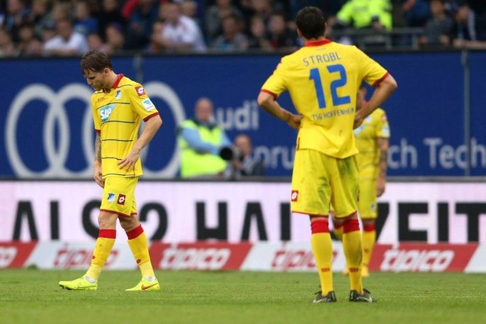 Κόλλησε η Χόφενχαϊμ, 1-1 με Αμβούργο (video)