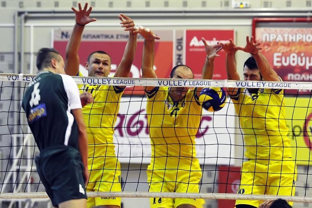 Έγραψε ιστορία ο Παμβοχαϊκός, 3-1 τον Παναθηναϊκό (photos)