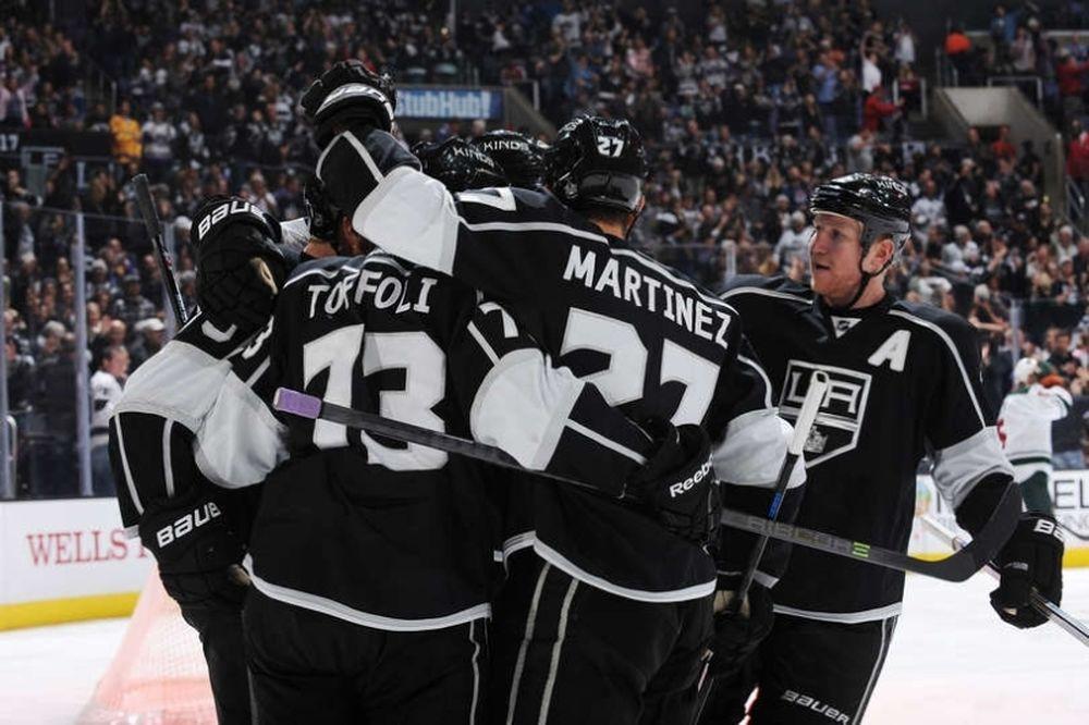 NHL: Ανεβαίνουν οι πρωταθλητές Κινγκς (videos)