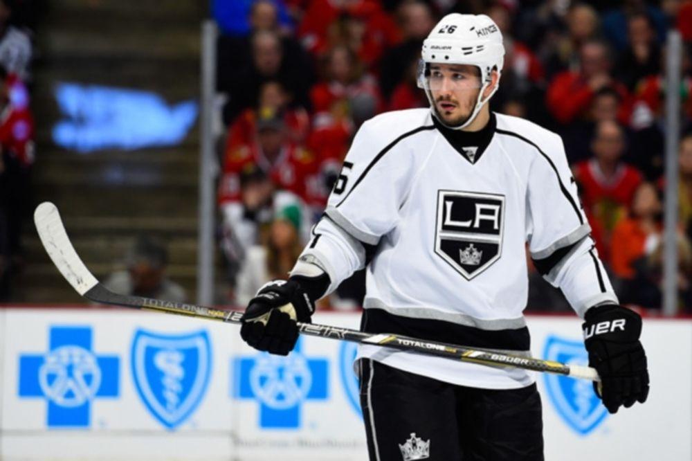 NHL: Κατηγορίες ενδοοικογενειακής βίας στον Voynov των Κινγκς