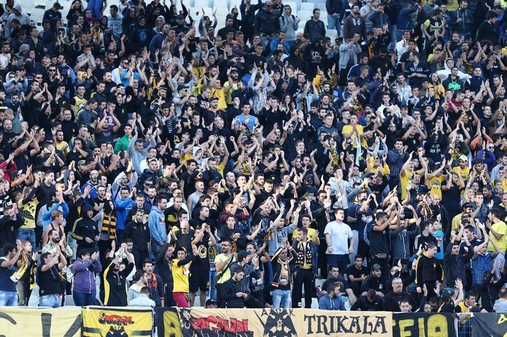 AEK: Ο κόσμος… κάνει την διαφορά
