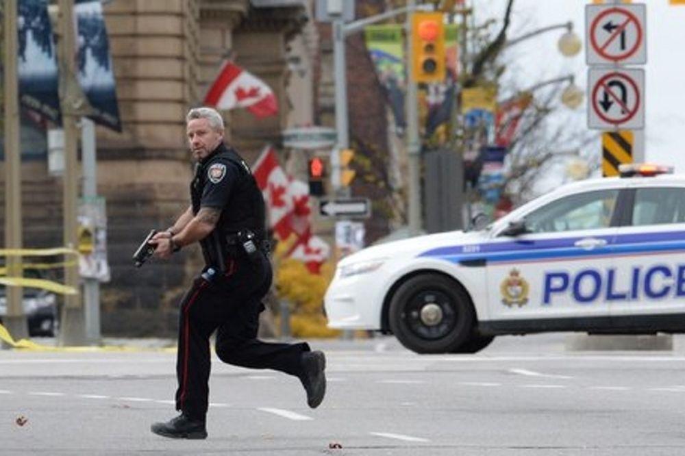 NHL: Αναβολή λόγω των πυροβολισμών στην Οτάβα