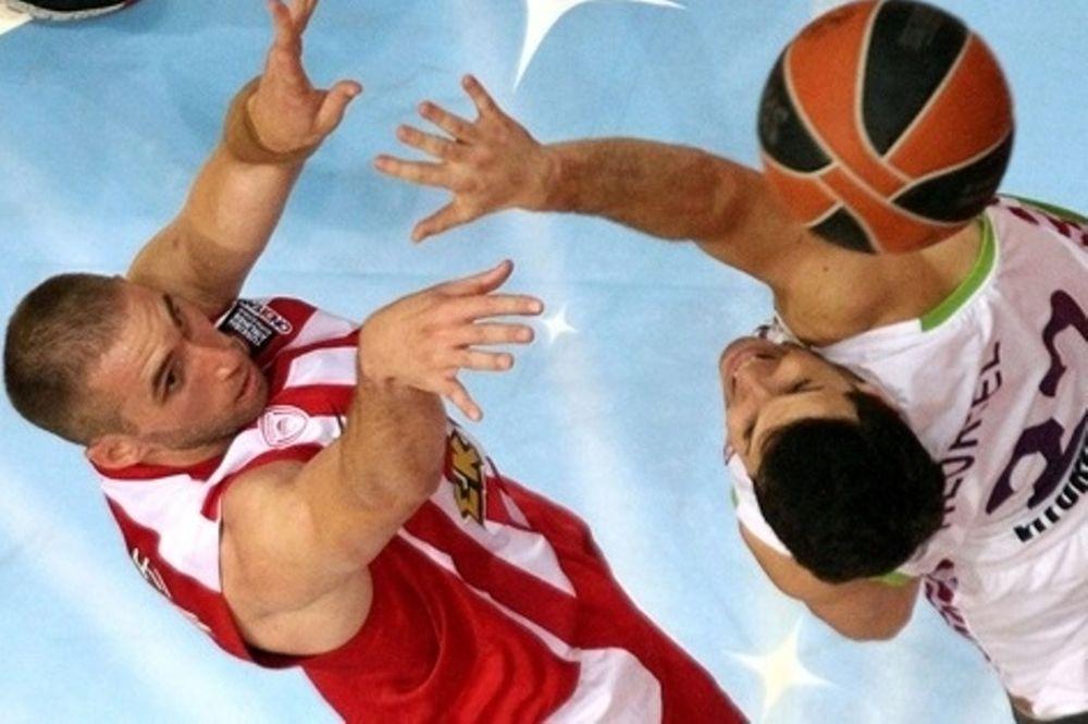 Ολυμπιακός: Έτσι κέρδισε τη Λαμποράλ Κούτσα (video)