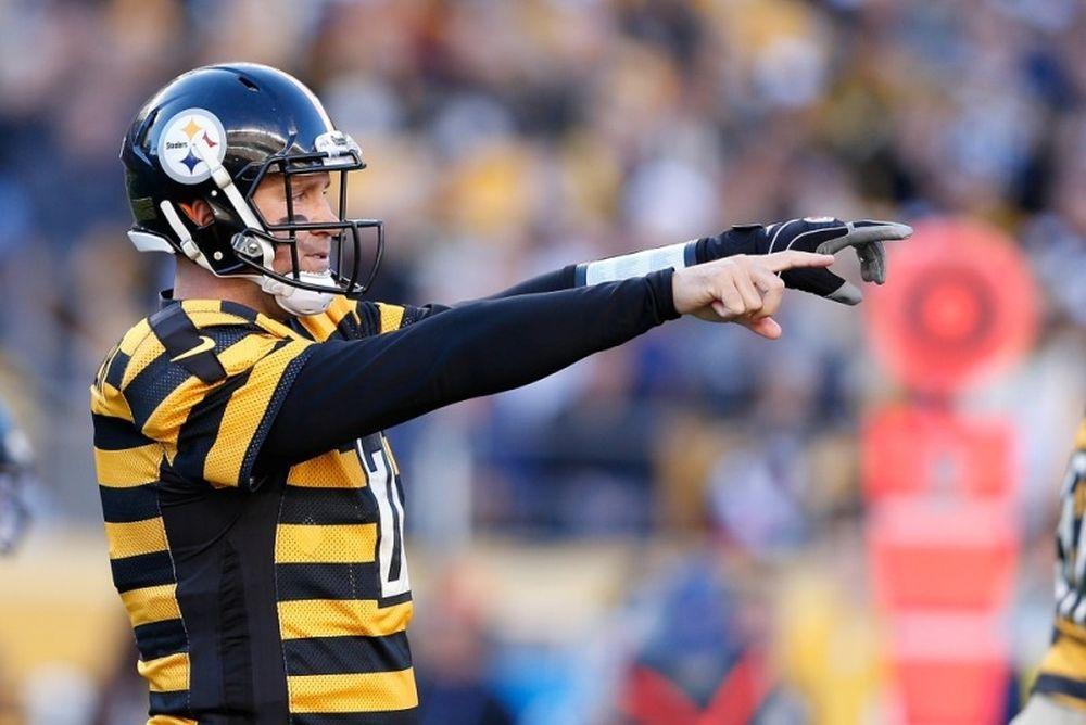 NFL: Έξι touchdowns και… 522 γιάρδες για Roethlisberger (videos)