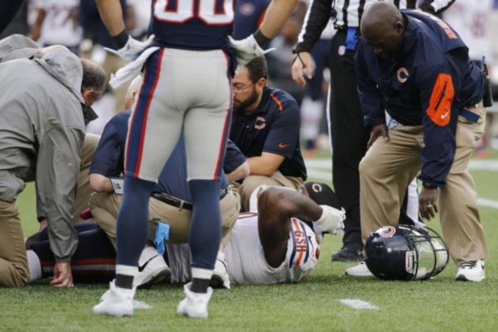 NFL: Ρήξη χιαστού σε… πανηγυρισμό για Lamarr Houston