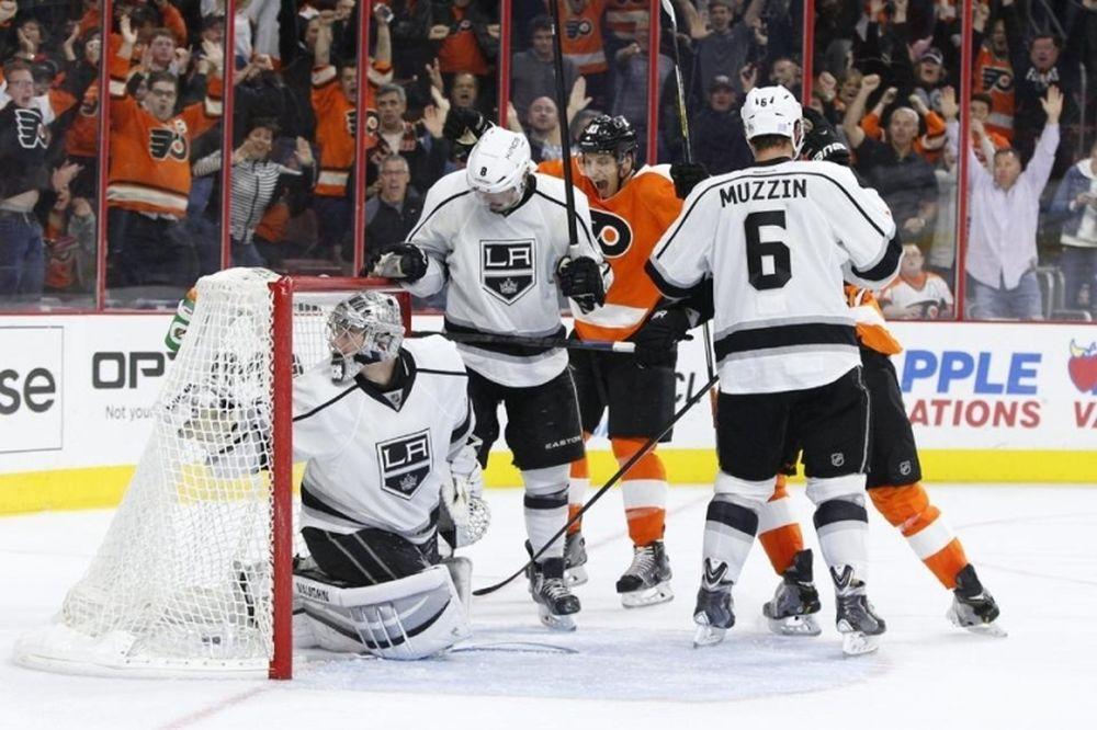 NHL: «Φρένο» στους Κινγκς (videos)