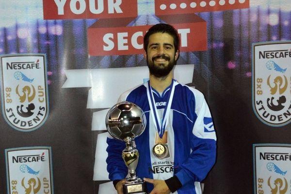"""Πολύ καλό επίπεδο στο Πανελλήνιο Φοιτητικό Πρωτάθλημα 8×8"""""""