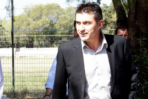Ζαγοράκης: «Αναπόσπαστο κομμάτι της πορείας μου ο ΠΑΟΚ»