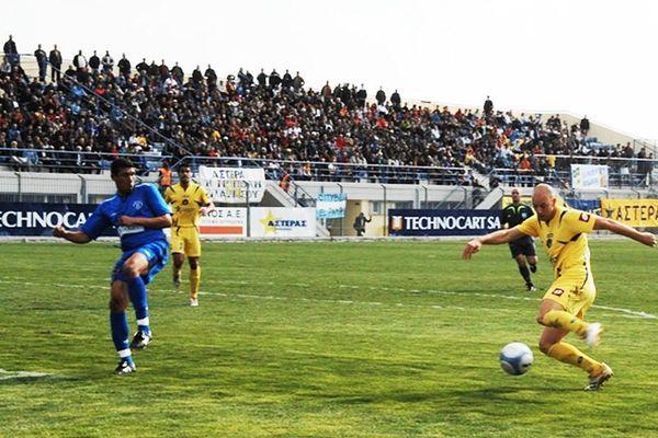Αστέρας Τρίπολης: Μετά από 7,5 χρόνια αντίπαλος με τη Νίκη