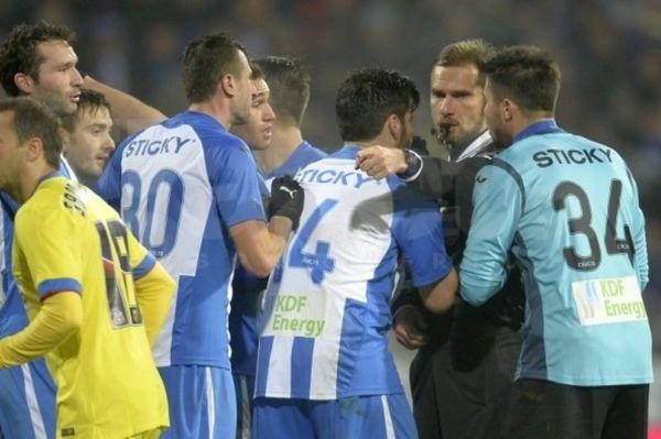 Καταπληκτική ατμόσφαιρα και μπόλικη βία στο κύπελλο Ρουμανίας (videos+photo)