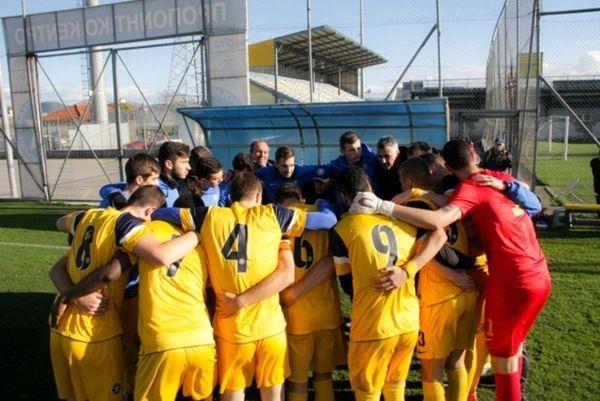 Κέρκυρα – Αστέρας Τρίπολης 1-3 (Κ20)