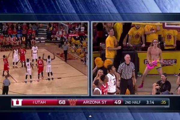 NCAA: Ο πιο γελοίος τρόπος για... άστοχες βολές (video)