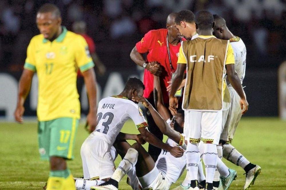 Κόπα Άφρικα: Επική πρόκριση για Γκάνα (videos)