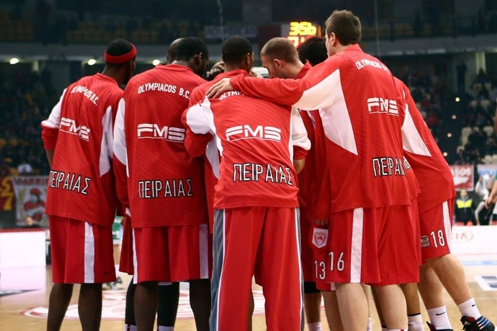 Ολυμπιακός: Ξεκίνημα για ΤΣΣΚΑ Μόσχας
