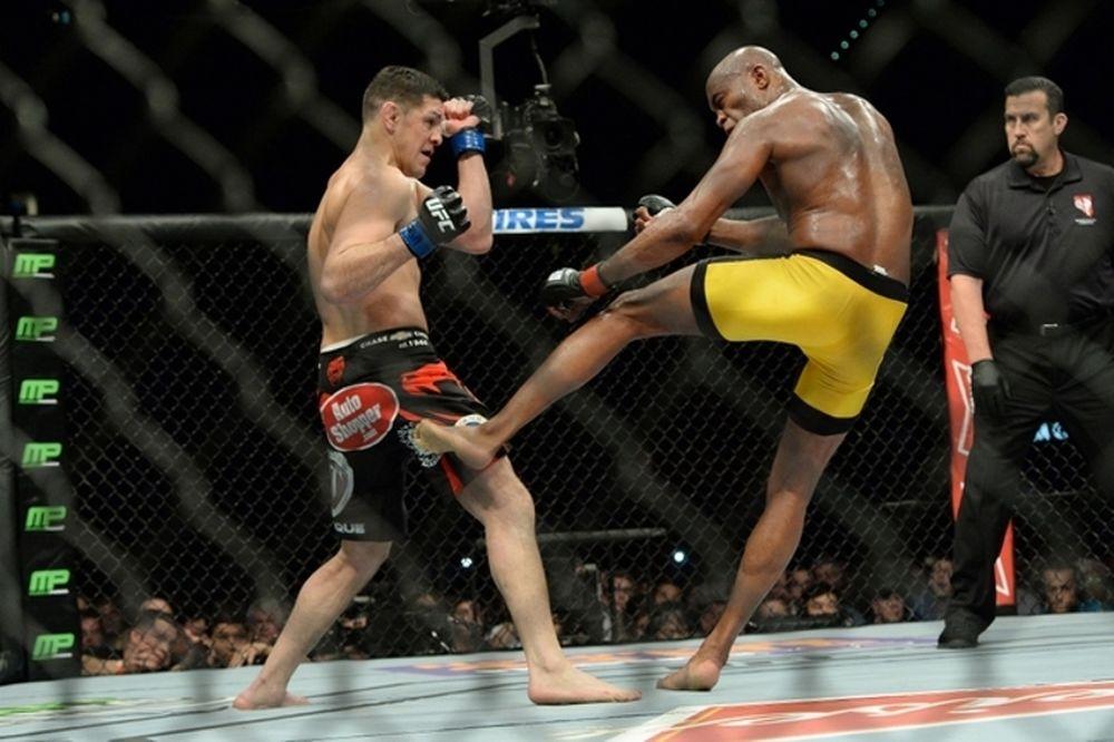 UFC 183: Εύκολα ο Anderson Silva, επέλαση Βραζιλιάνων στο Λας Βέγκας
